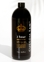 2 Hour Ultimate Spray Tan Solution 16% DHA