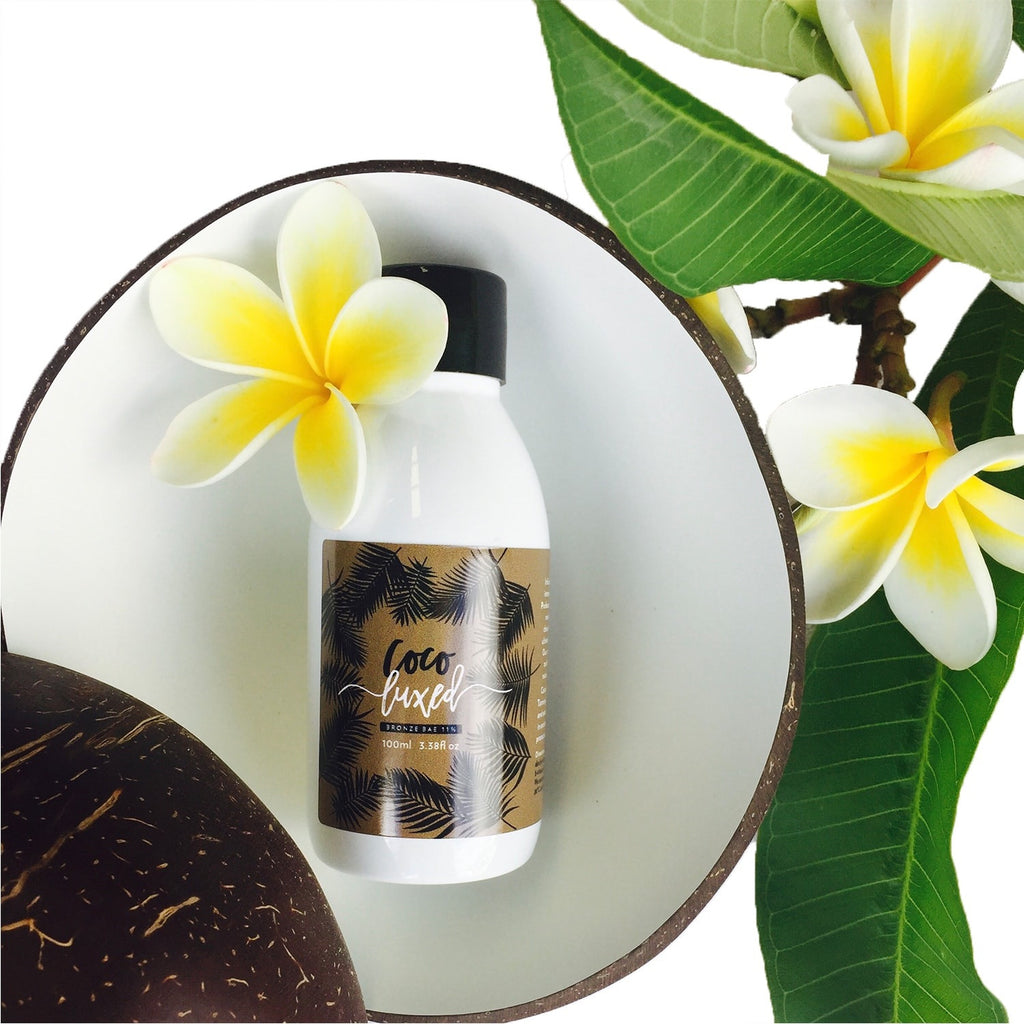 Coco Luxed - Bronze Bae Professional Spray Tan Solution 100ml Sample - 11% DHA