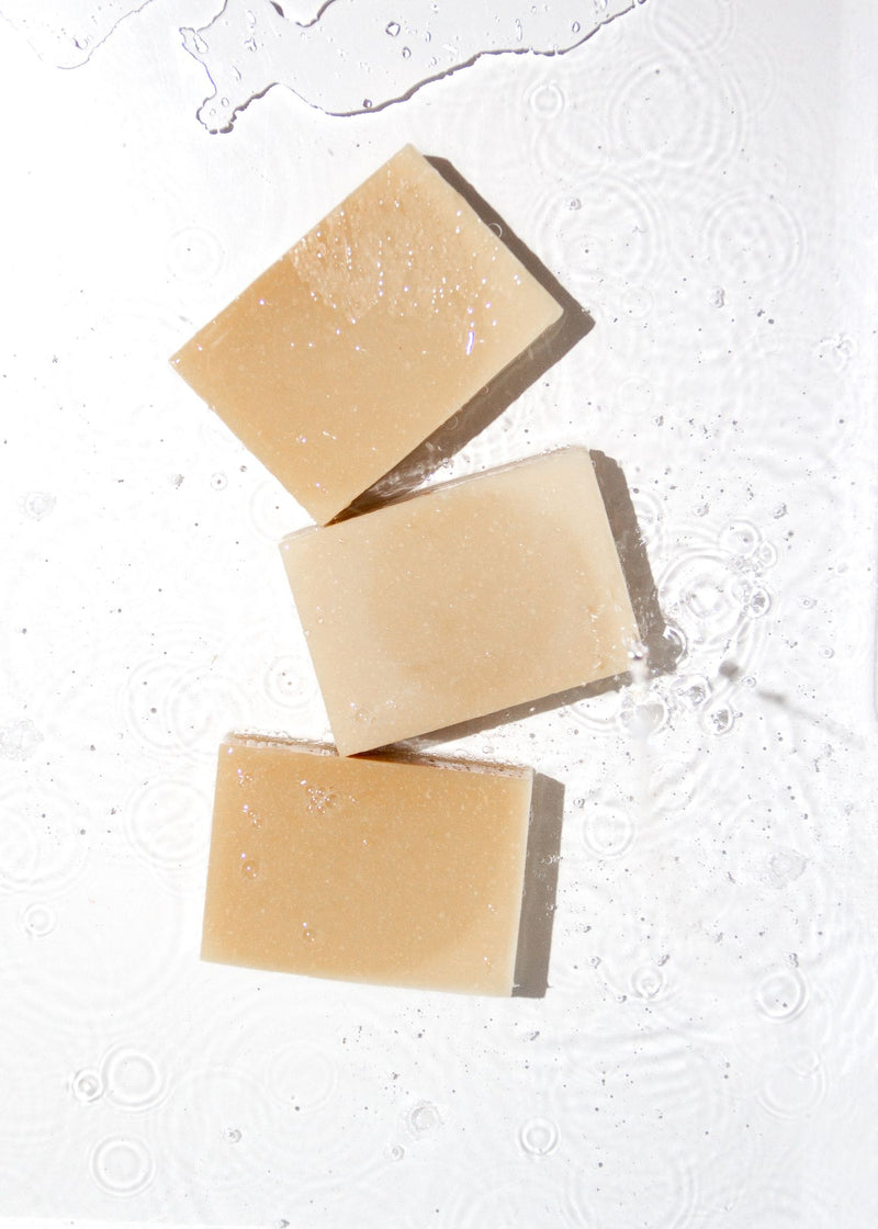 Fragrance Free Natural Goats Milk and Honey Soap