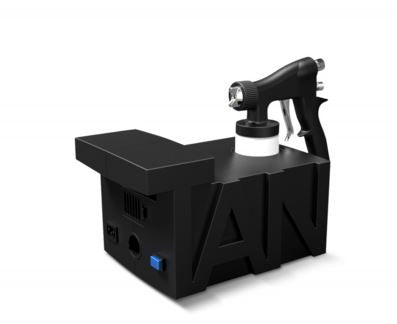 Studio Spray Tan Machine - Custom Tan - 5