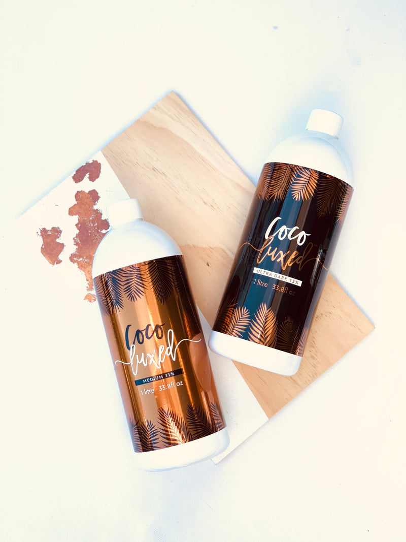 Coco Luxed - Bronze Bae Professional Spray Tan Solution - 15% DHA