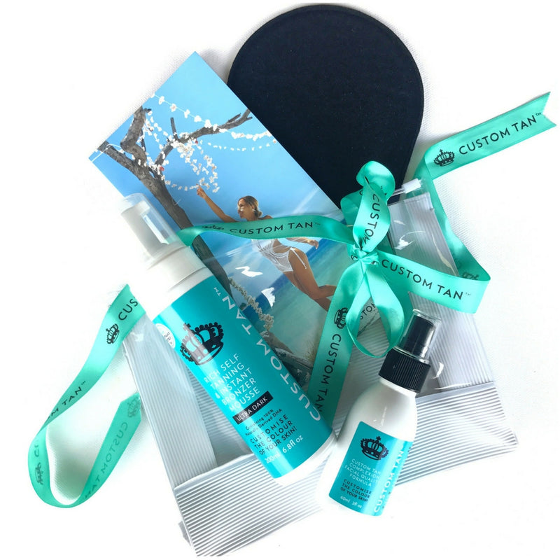 self tan gift pack