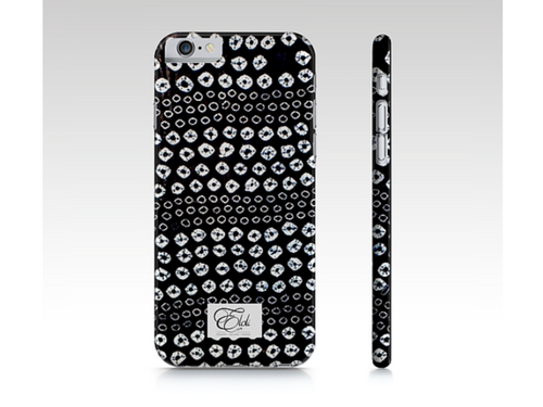 Black print  phonecase iPhone | Samsung Galaxy