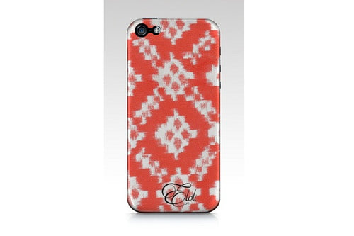 Orange Diamonds Print Phonecase | iPhone | Samsung Galaxy