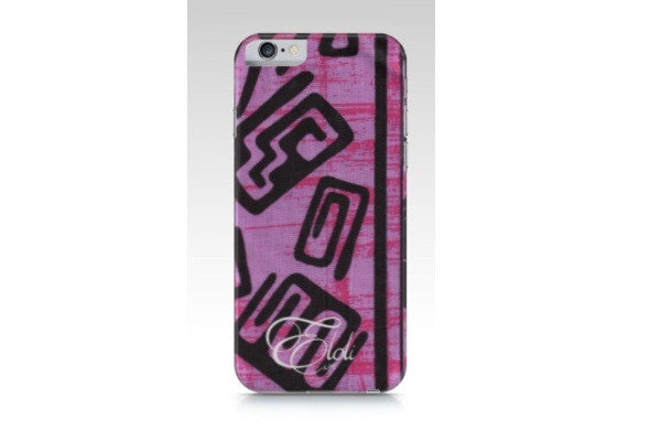 Pink Print Phonecase | iPhone | Samsung Galaxy