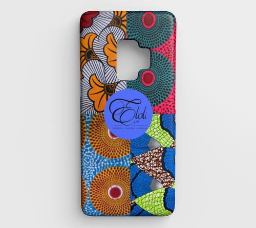 Ankara African print mix phonecase iPhone | Samsung Galaxy