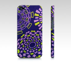 Concentric circles African print Iphone case
