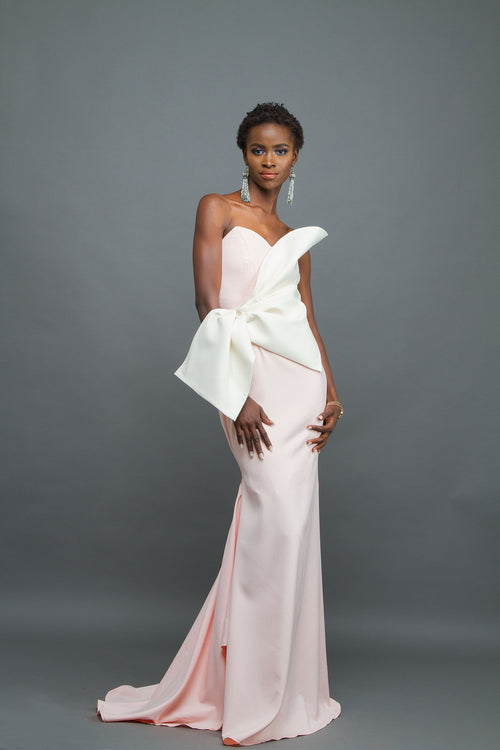 Evening dress - custom