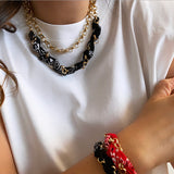 Collier A.B. PARIS X IDEE2LOOK