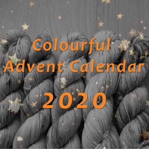 Colourful Advent Calendar 2020 - Pre-order