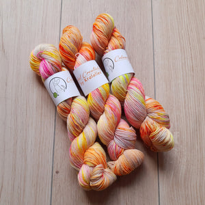 Birds of Paradise – Smooth Sock