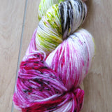 Dragonfruit – Sock Extra White