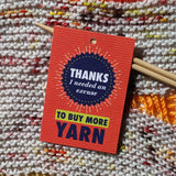 Bad Betty Knits - Care Tags