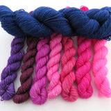 Fairy Dreams -  Colourful Smooth Sock Kitten Set