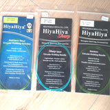 80cm - Hiyahiya circular knitting needles