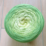 Unikat unplied gradient yarn - SALE