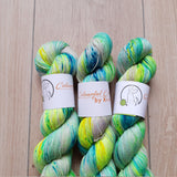 Mermaid Paradise – Smooth Sock