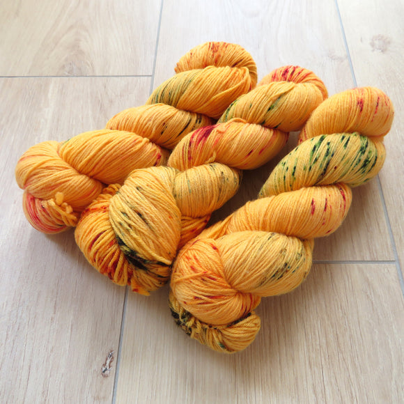Mexican Marigold – Soft Sock
