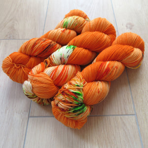 Pumpkin Season – Soft Sock