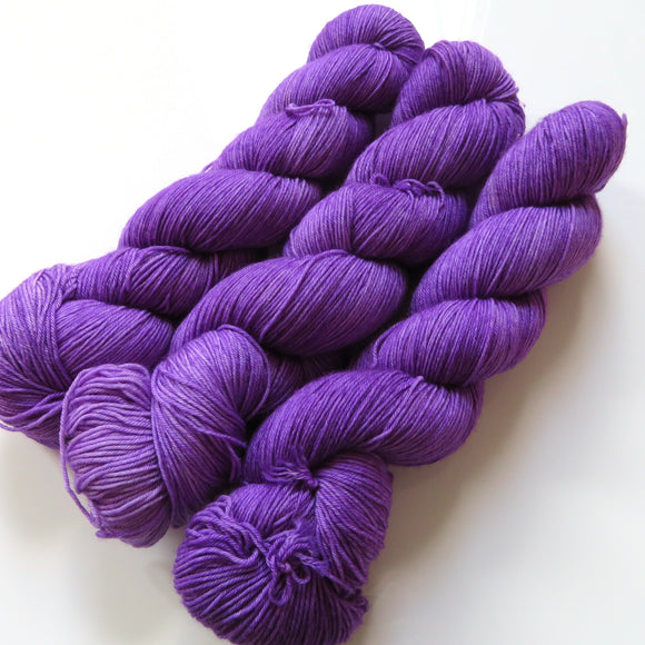 Purple Dandy – Smooth Sock