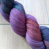 Sugar Plum OOAK – Smooth Sock