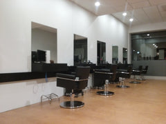 hairon five mile queenstown hair salon shopfit