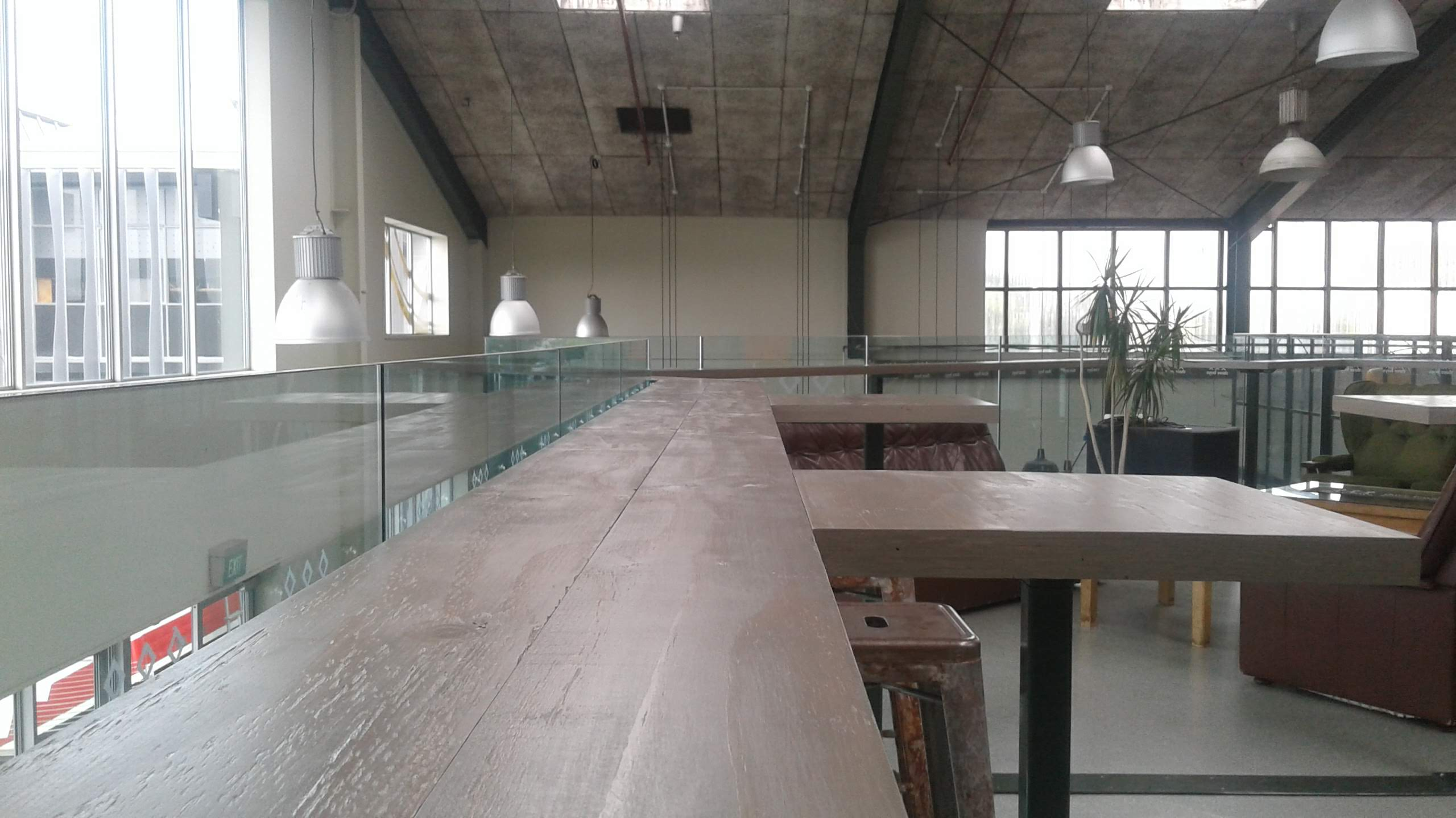 three boys brewery interior fitout