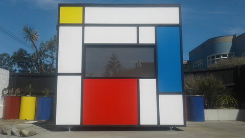 mondrian creative space