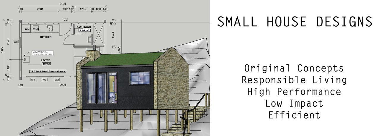 small houses 60m2 or less