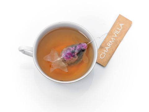 Goldfish Teabags Will Turn Your Cup into An Aquarium