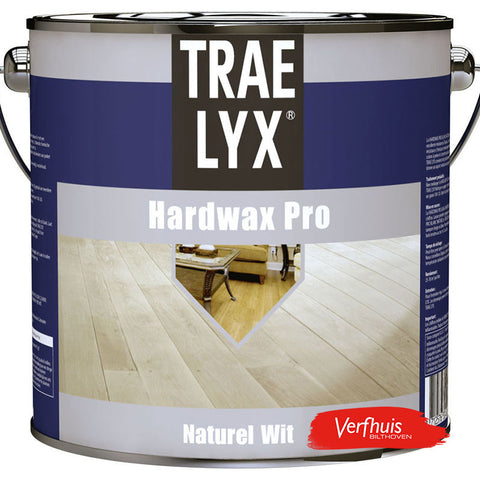 Trae-Lyx Hardwax Pro Naturel-wit