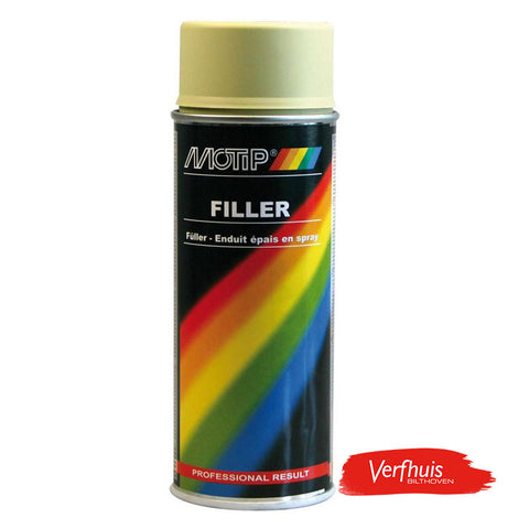 Motip Filler Geel 4064 400 ml