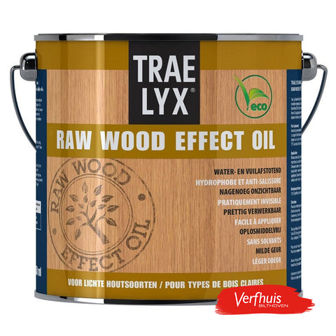 Trae-Lyx Raw Wood Effect Oil Lichthout