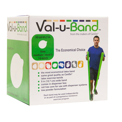 Val-u-Band - Low Powder - 50 yard - lime (level 3/7) - onlinesportsmall