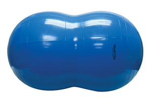 "PhysioGymnic Inflatable Exercise Roll - Blue - 28"" (70 cm) - onlinesportsmall"