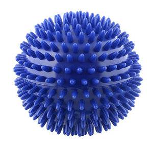 Massage ball, 9 cm (3.6 inches), Red - onlinesportsmall