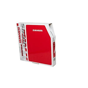 SRAM Brake Housing 5mm X 30m Box, White - onlinesportsmall