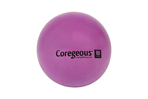 Tune Up Fitness Coregeous Therapy Ball, Yoga Tune Up, The Roll Model Method: Used for Abdominal Massage, Myofascial Release, and Stress Reduction - onlinesportsmall
