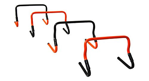 Multi-Height Agility Hurdles (Set of 4) - onlinesportsmall