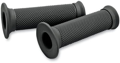 Motion Pro Full Diamond Road Control Grips Black - onlinesportsmall