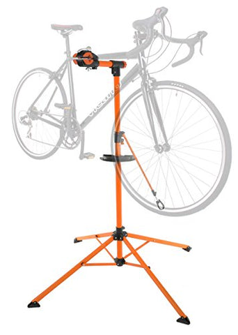 Conquer Portable Home Bike Repair Stand Adjustable Height Bicycle Stand - onlinesportsmall