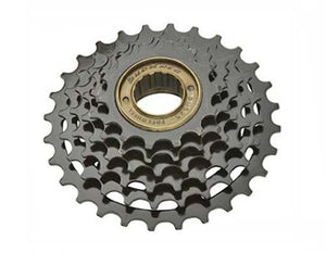 6 Speed Multiple Freewheels Friction Black Sun Race. for bicycle Chain, bike chain, beach cruiser, mountain bike - onlinesportsmall