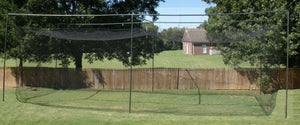 ProCage 35' Free Standing Batting Cage Frame - onlinesportsmall