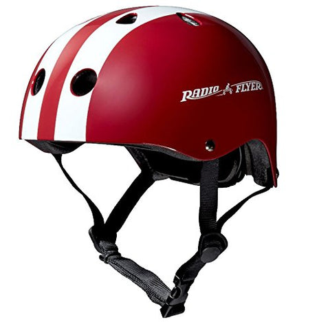 Radio Flyer Helmet Trike or Bike, Red - onlinesportsmall