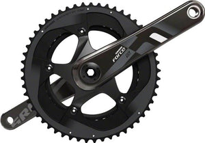 SRAM Force 22 Exogram GXP 165mm 53-39 Crankset; Bottom Bracket Not Included - onlinesportsmall