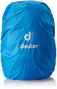Deuter Rain Cover I Waterproof Rain Cover for Backpacks 20L - 35L, Coolblue - onlinesportsmall