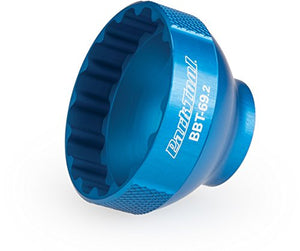 Park Tool Bottom Bracket Tool - BBT-69.2 Blue, 44mm - onlinesportsmall