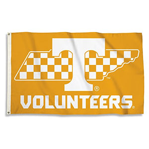 Tennessee Volunteers - 3 Ft. X 5 Ft. Flag With Grommets - onlinesportsmall