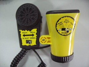 Bike Mini Mic and siren - onlinesportsmall