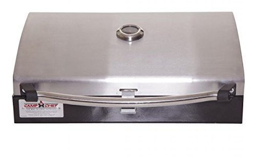 Camp Chef Camp Chef Stainless Steel Barbecue Grill Box 3 Burner Stoves - onlinesportsmall